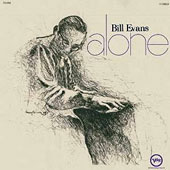 Bill Evans (Piano): Alone [Limited Edition]