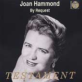 Joan Hammond by Request - Charpentier, Massenet, et al