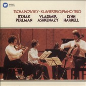 Tschaikowsky: Piano Trio in A minor, Op. 50 / Vladimir Ashkenazy, piano; Itzhak Perlman, violin; Lynn Harrell, cello (rec. 1981)
