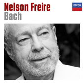J.S. Bach: Fourth Partita, Chromatic Fantasy & Fugue, Jesu Joy of Man s Desiring, transcriptions by Busoni, Siloti and Myra Hess et al. / Nelson Freire, piano