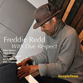 Freddie Redd: With Due Respect *