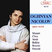 Opera Recital / Nicolov Oghnyan