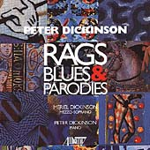 Dickinson: Rags, Blues, Parodies / Peter & Meriel Dickinson