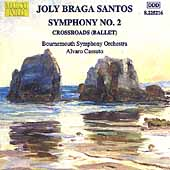 Braga Santos: Symphony no 2 / Cassuto, Bournemouth SO