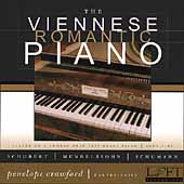 The Viennese Romantic Piano / Penelope Crawford