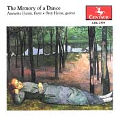 The Memory of a Dance - Debussy, Mozart, et al / Heim Duo