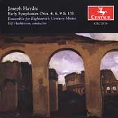 Haydn: Early Symphonies/Hashimoto, Ensemble for 18th Century