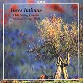 Voces Intimae - Sibelius, Berg, Wolf / Oslo String Quartet