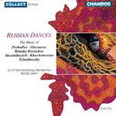 Russian Dances / Neeme J&auml;rvi, Scottish National Orchestra