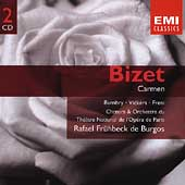 Gemini - Bizet: Carmen / de Burgos, Bumbrey. Vickers