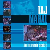 Taj Mahal: Big Blues: Live at Ronnie Scott
