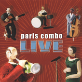 Paris Combo: Live [2 CD]