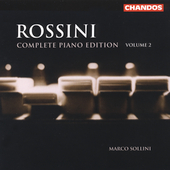 Rossini: Complete Piano Edition Vol 2 / Marco Sollini