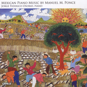 Mexican Piano Music - Ponce: Legende, etc / Osorio