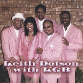 Keith Dotson: Keith Dotson With KGB *