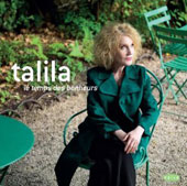 Talila - Le temps des bonheurs / Teddy Lasry, piano, clarinet, sax, accordion; Pierre Mortarelli, double bass. Talila, voice
