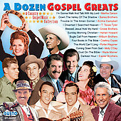 Various Artists: A Dozen Gospel Greats
