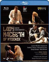 Shostakovich: Lady Macbeth Of Mtsensk / Conlon, Vaneev, Charbonnet [Blu-Ray]