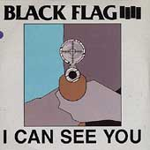 Black Flag (Punk): I Can See You [EP]