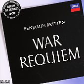 Britten: War Requiem / Britten, LSO, et al