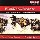 Rimsky-Korsakov: Overtures & Suites from the Operas