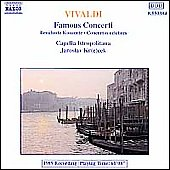 Vivaldi: Famous Concertos