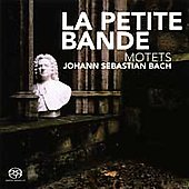 Bach: Motets / Kuijken, La Petite Bande