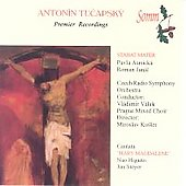 Antonin Tucapsky: Sacred Works / Nao Higano, Jan Steyer