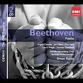 Gemini - Beethoven: Fidelio / Rattle, Denoke, Berlin PO, et al