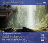 Handel: Israel in Egypt / Speck, Winter, Wey, Kobow, Flaig, et al