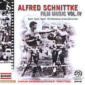 Schnittke: Film Music Vol 4 / Strobel, et al