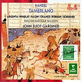 Handel: Tamerlano / Gardiner, Argenta, Findlay, Ragin, et al