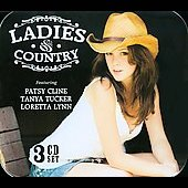 Loretta Lynn/Patsy Cline/Tanya Tucker: Ladies of Country