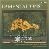 Pehr Nordgren: Lamentations