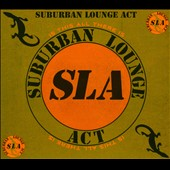 Suburban Lounge Act: Is This All There Is [Digipak]