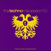 Various Artists: The Techno Mix Session, Vol. 1
