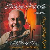 Stéphane Grappelli: Grappelli Plays Jerome Kern