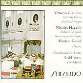 Flagello, Giannini, Gould / David Amos, New Russia Orchestra