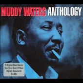 Muddy Waters: Anthology [Digipak]