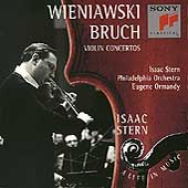 Isaac Stern - A Life in Music - Wieniawski, Bruch: Concertos