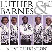 Luther Barnes: Live Celebration