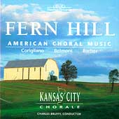 Fern Hill - American Choral Music / Kansas City Chorale