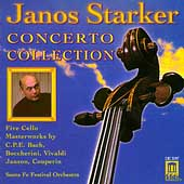 Janos Starker - Concerto Collection / Santa Fe Festival