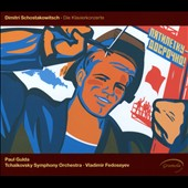 Shostakovich: The two piano concertos / Paul Gulda, piano; Vladimir Goncharov, trumpet