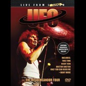 UFO: Live From Oxford: The Misdemeanour Tour