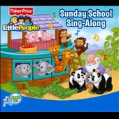 Various Artists: Little People: Sunday School Sing-Along
