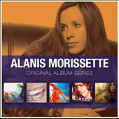 Alanis Morissette: Original Album Series [Box]