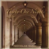 Nicholas Gunn: Thirty-One Nights