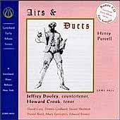 Purcell: Airs & Duets / Jeffrey Dooley, Howard Crook