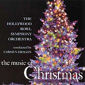 Hollywood Bowl Orchestra: Music of Christmas